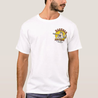 """Baghdad Bar """"GET TANKED! THE ROUNDS ARE ON US! T-Shirt"""