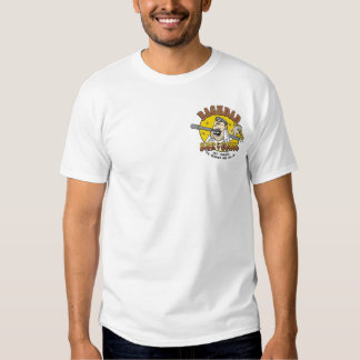 "Baghdad Bar ""GET TANKED! THE ROUNDS ARE ON US! Tee Shirt"