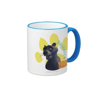 Bagheera 1 ringer coffee mug