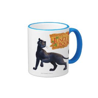 Bagheera 3 ringer coffee mug
