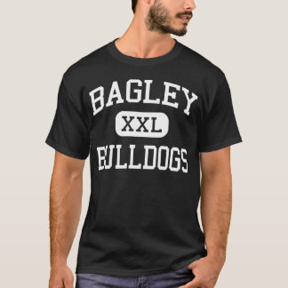 Bagley - Bulldogs - Junior - Dora Alabama T-Shirt