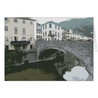 Bagni Di Lucca Note Card