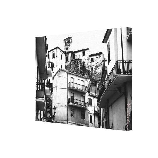 Bagnoli del Trigno - Molise -1 Canvas Print