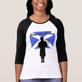 Bagpipe Widow Shirts