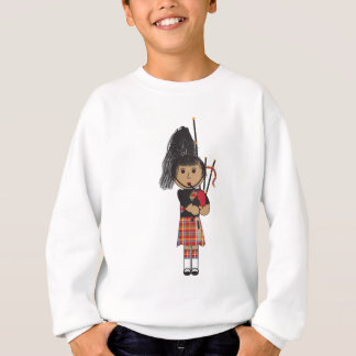 Bagpiper Sweatshirt