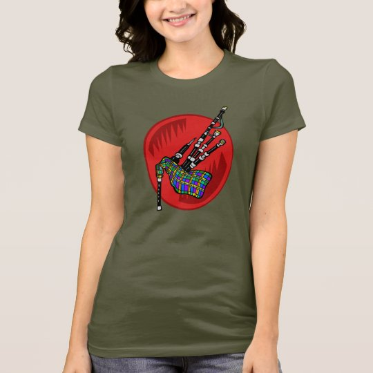 Bagpipes T-Shirt
