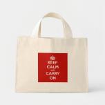 Buy a Keep Calm tote bag