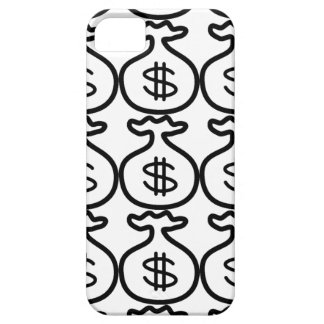 Bags of Money Tiled Case