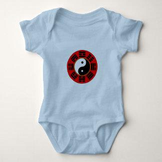 Bagua trigram baby bodysuit