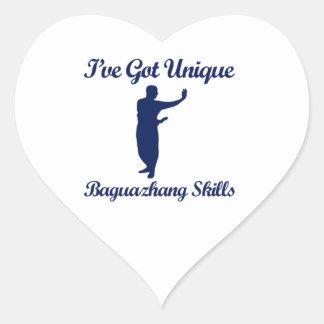 Baguazhang martial art designs sticker