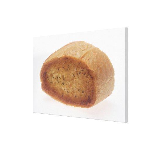 Baguette Bread Canvas Prints