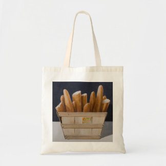 Baguettes 2010 budget tote bag