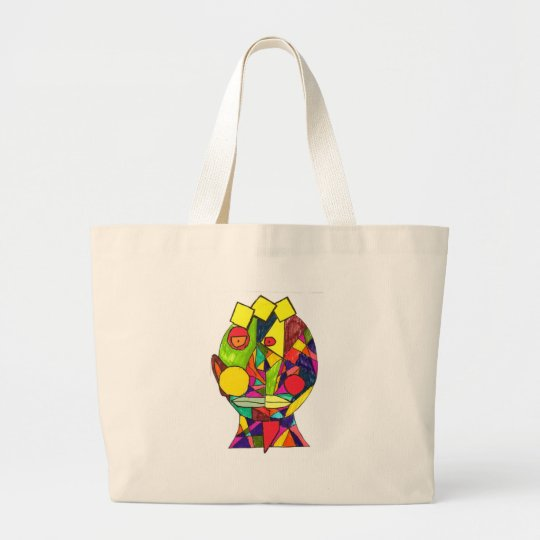 bagwell-chrism large tote bag