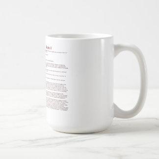 Bagwell (meaning) mug