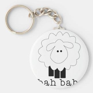 Bah Bah Keychains