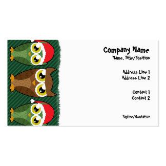 """Bah Hooombug"" Pack Of Standard Business Cards"