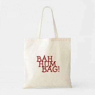 Bah Hum Bag! Tote Bag
