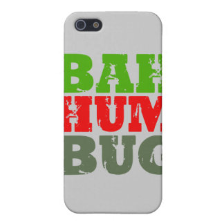 BAH HUM BUG -.png iPhone 5/5S Cases
