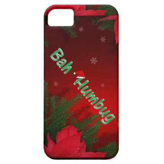 Bah Humbug Barely There iPhone 5 Case