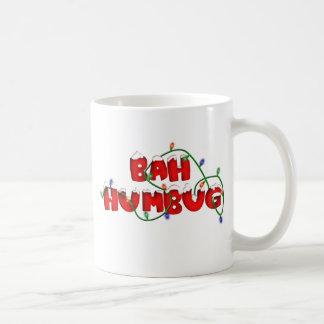 bah humbug!!!! basic white mug