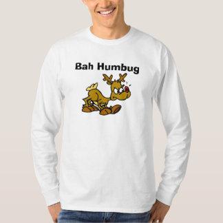 Bah Humbug Cranky Christmas T-Shirt