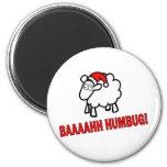 Bah Humbug! Fridge Magnets