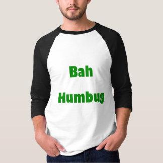 Bah Humbug (green) T-Shirt