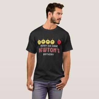 Bah Humbug Newton's Cradle T-Shirt