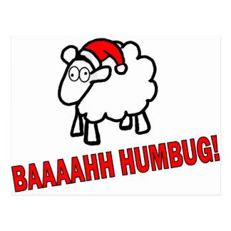 Bah Humbug Postcards