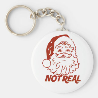 Bah Humbug ruin it for everyone Basic Round Button Key Ring