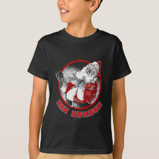 Bah Humbug! - Scrooge Santa Clause T-Shirt