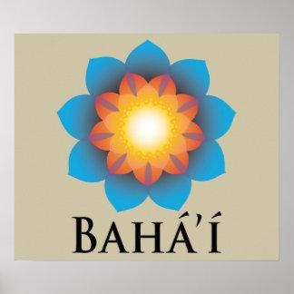 Bahá í print