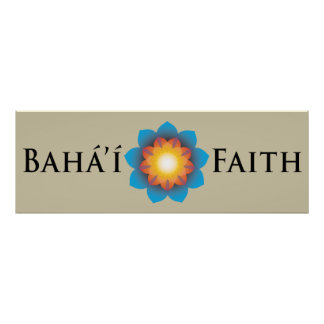 Bahá'í Faith Poster