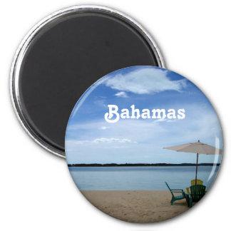 Bahama Beach Magnet