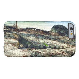 Bahama Iguana Barely There iPhone 6 Case