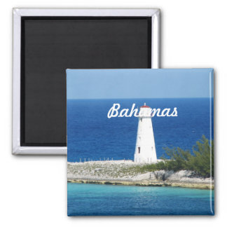 Bahama Lighthouse Magnet