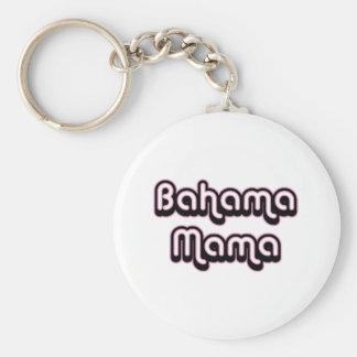 Bahama Mama Key Ring