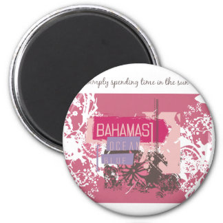 Bahama Sun T-shirts and Gifts Magnet
