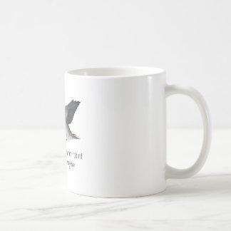 Bahama Woodstar Hummingbird with Name Coffee Mugs