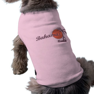 Bahama Worn Pet Tank Top