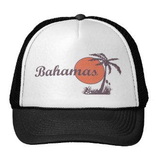 Bahama Worn Retro Cap
