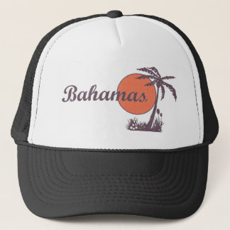 Bahama Worn Retro Trucker Hat