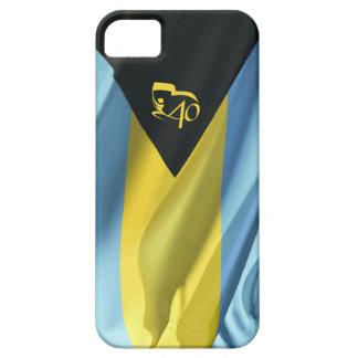 Bahamas 40th anniversary celebration flag iPhone 5 cover