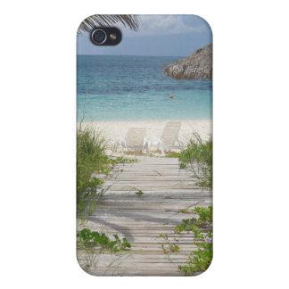 Bahamas 4 Hard Shell Case for iPhone 4