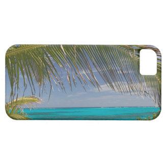 BAHAMAS, Abacos, Loyalist Cays, Man O'War Cay: iPhone 5 Cover
