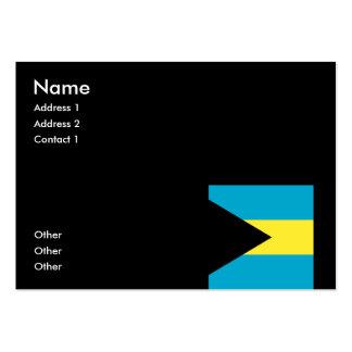 Bahamas Business Card Template