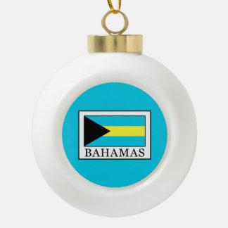 Bahamas Ceramic Ball Decoration