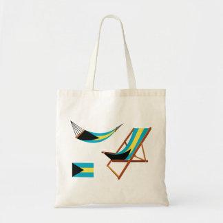 Bahamas Chairs Tote Bag