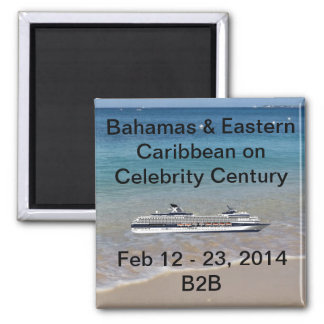 Bahamas cruise magnet