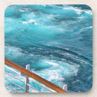 Bahamas Cruise - Turquoise Wake Coaster